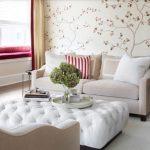 Wallpaper dinding yang cantik untuk dekorasi rumah minimalis