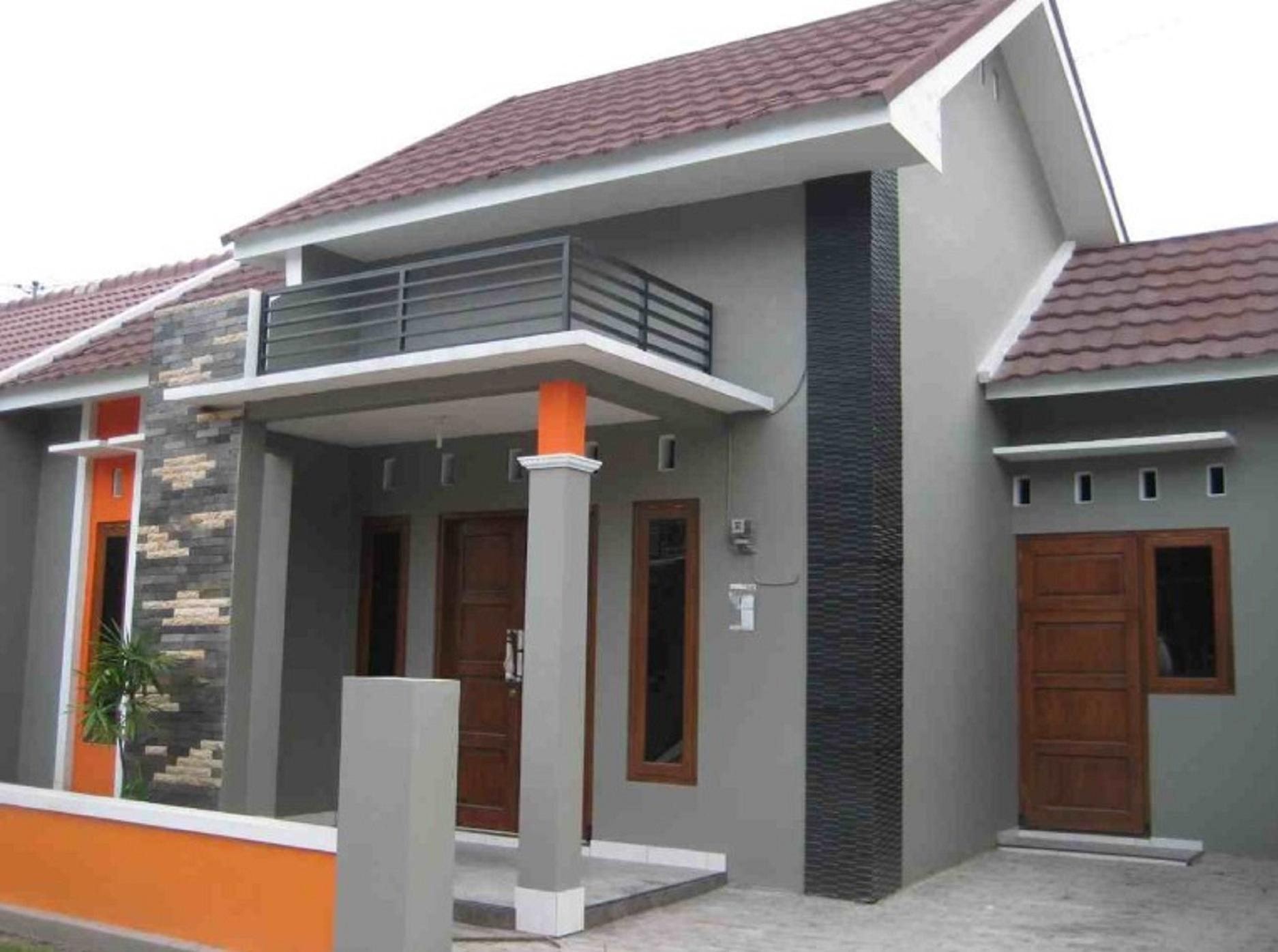 Warna Rumah Minimalis Sederhana