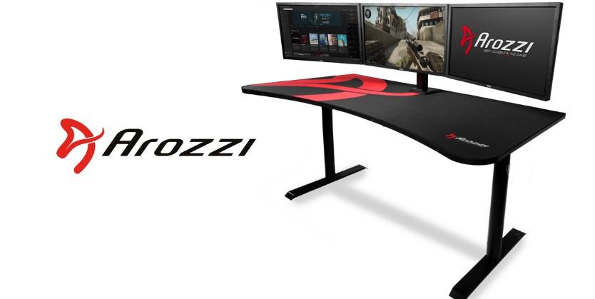 Arrozi Arena Gaming Desk - Meja Komputer Gaming