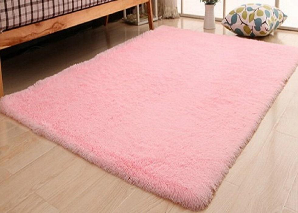 Karpet Bulu Rasfur Anti Slip Ukuran 200 x 150 x 3 cm