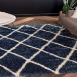 Karpet Lantai Bulu Modern