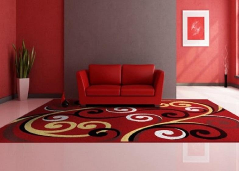 Karpet Lantai Minimalis Elegan