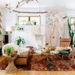 Karpet Lantai Minimalis Motif Maroko