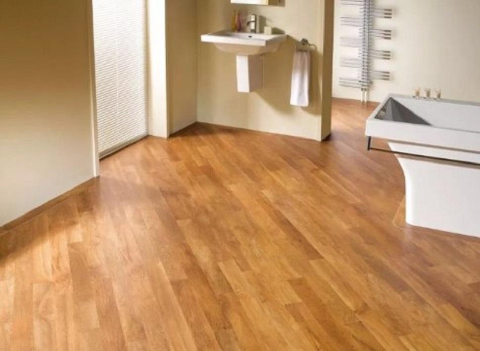 Karpet Lantai Motif Kayu Oak