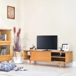 Livien Meja TV Biophilic Dresser