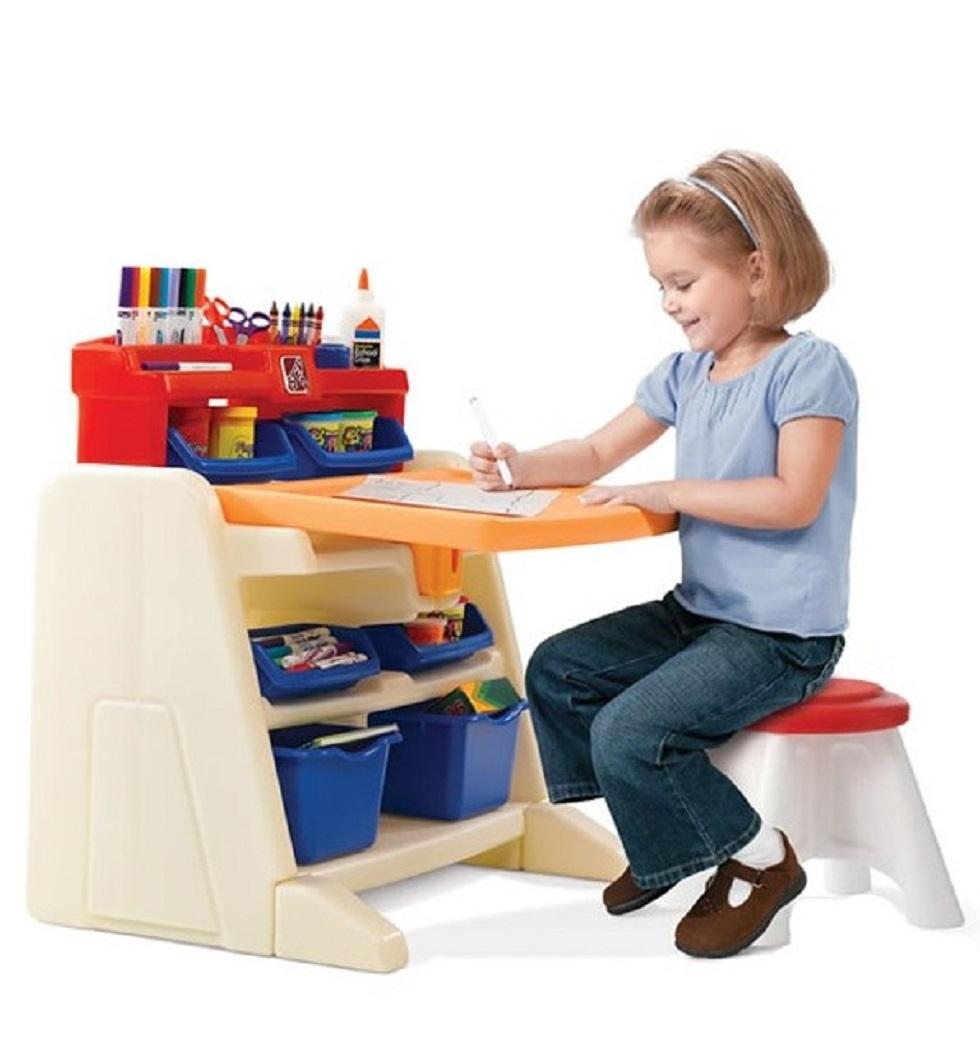 Meja Belajar Anak Custom Design