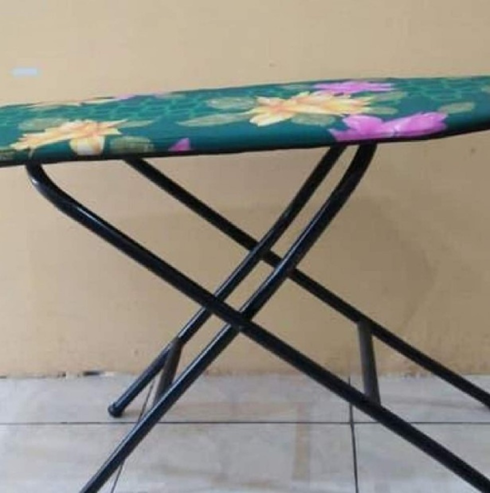 Meja Lipat Dinding Napolly in Green Tosca