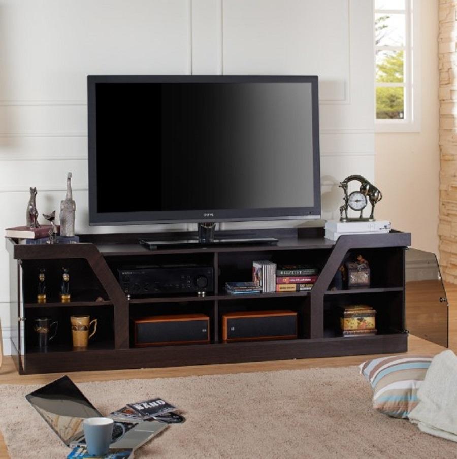 Meja Tv Jati Model Minimalis Modern