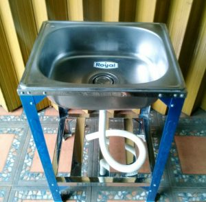 Bak Cuci Piring Portable