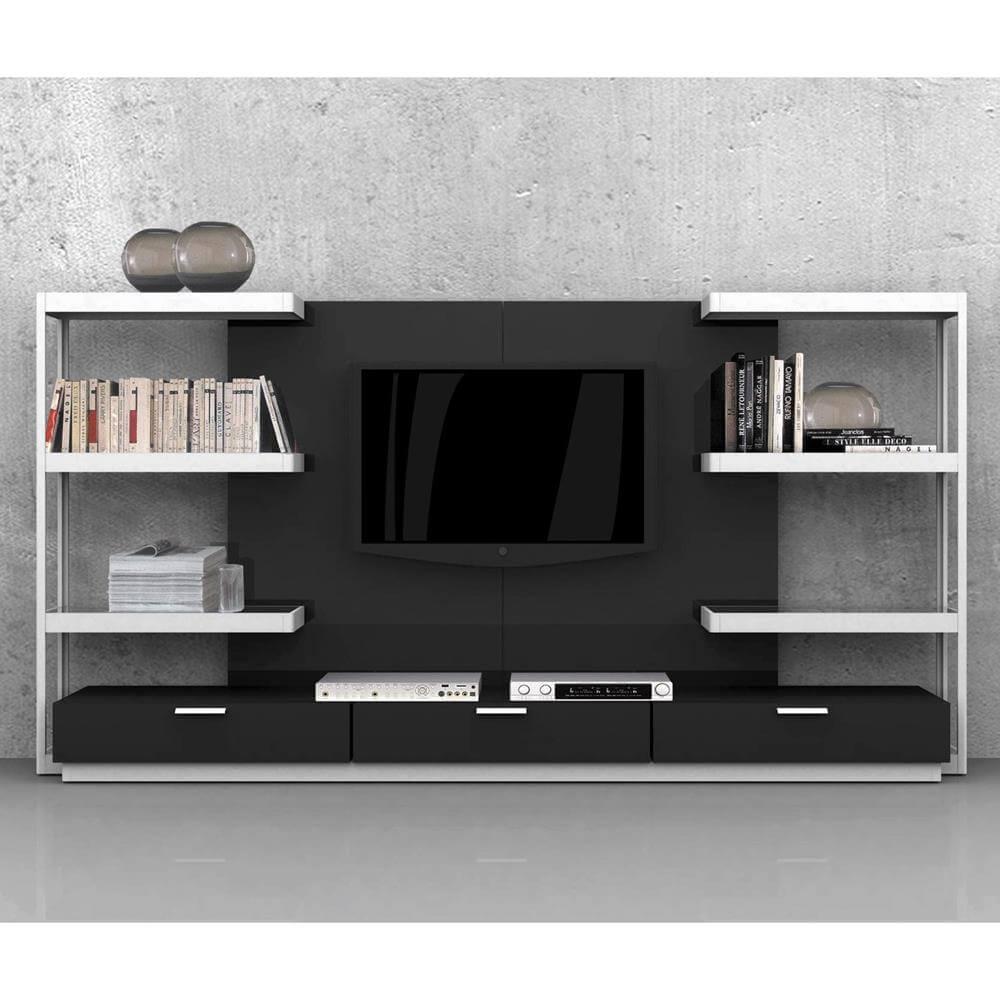 Desain Rak Dinding Tv