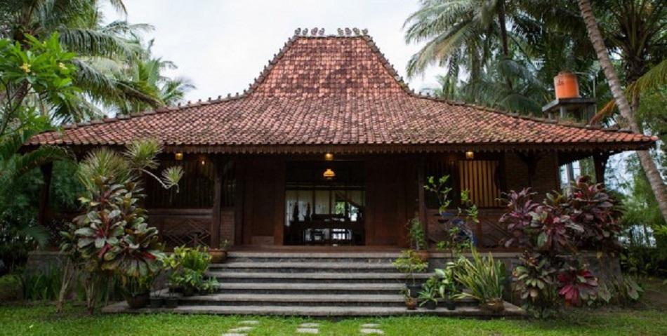 Foto Rumah Joglo