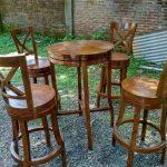 Furniture Jepara Kursi Bar Minimalis