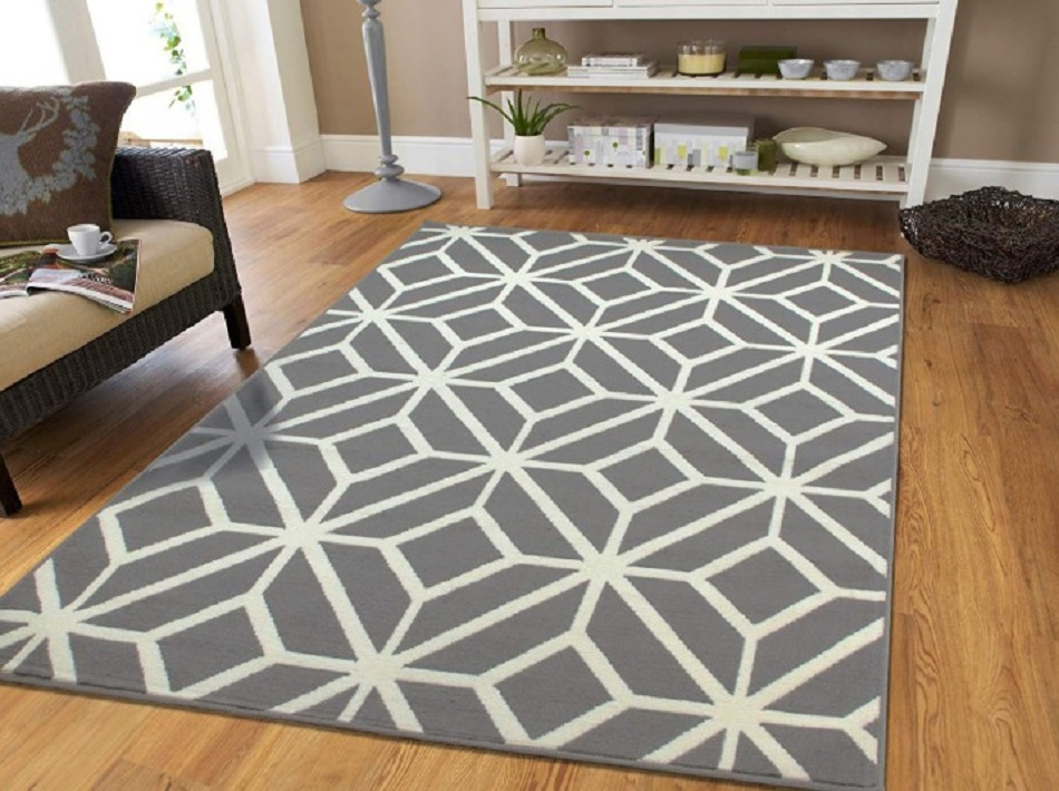 Gambar Karpet Permadani Abstrak