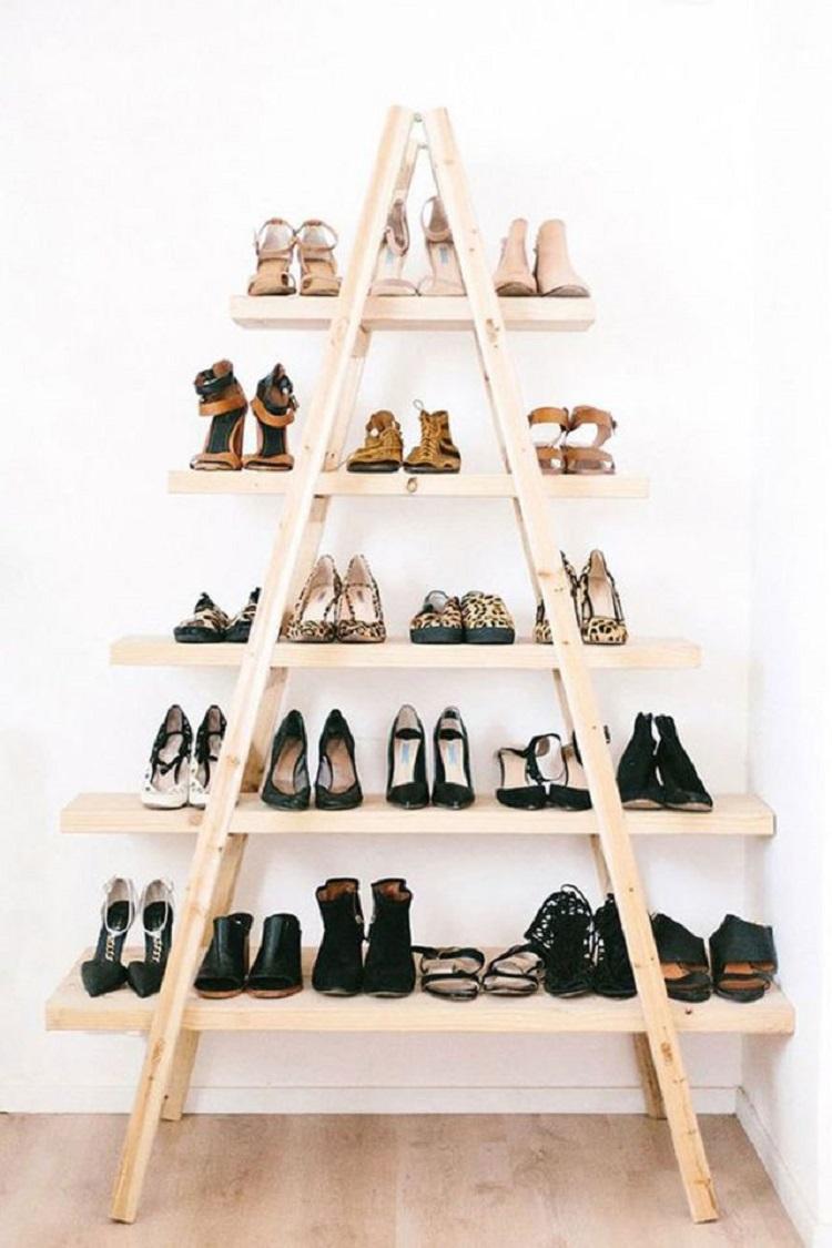 Gambar Rak Sepatu Besi