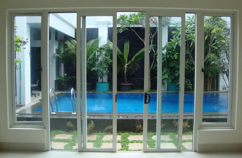 Jendela Aluminium Per Meter