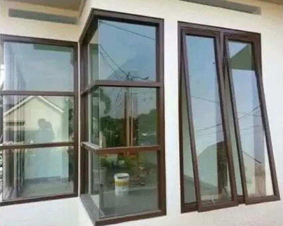Jendela Aluminium Terbaru
