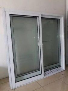 Jendela aluminium geser alexindo