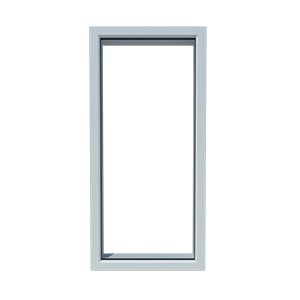Jendela tanpa engsel