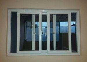 Jual jendela geser aluminium