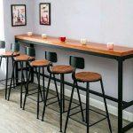 Kursi Meja Bar Besi Cafe