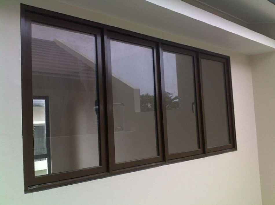 Kusen Aluminium Untuk Jendela