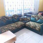 MURAAHHH sofa sudut kursi tamu busa model love