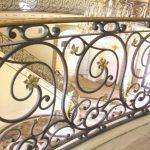 Macam Railing Balkon Dari Besi Tempa Ferrum Design Klasik