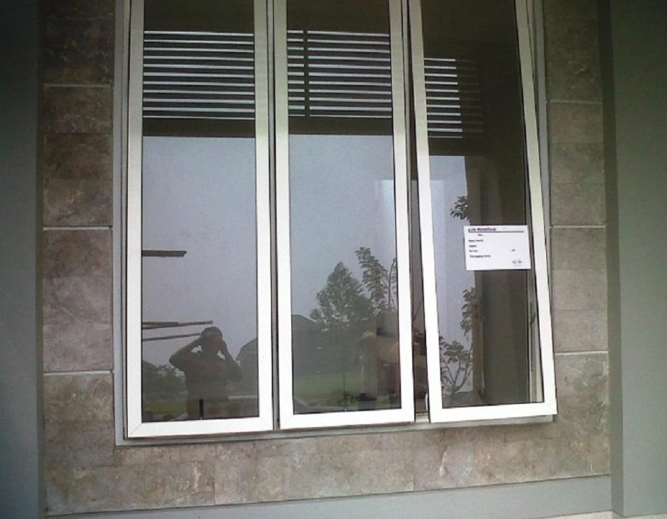Model Jendela Aluminium Rumah