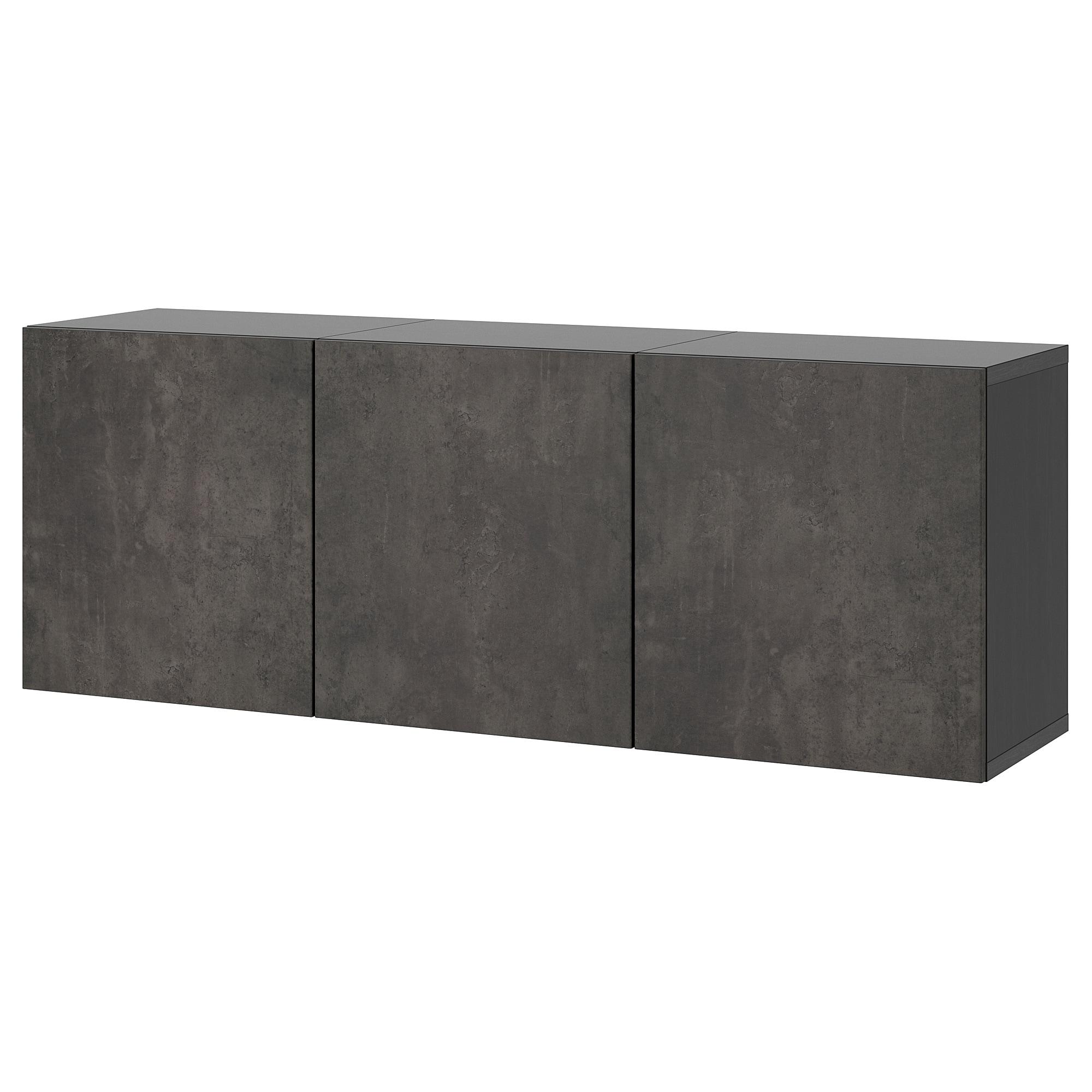 Model Rak Dinding IKEA