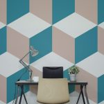 Motif Wallpaper Dinding
