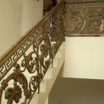 Railing Balkon Tangga Klasik