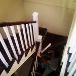 Railing Kayu Untuk Tangga & Balkon