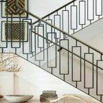 Railing Tangga Balkon Klasik