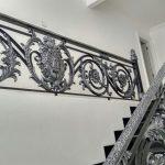 Railing Tangga Balkon Ulir