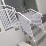 Railing Tangga Outdoor