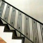Railing tangga minimalis custom21