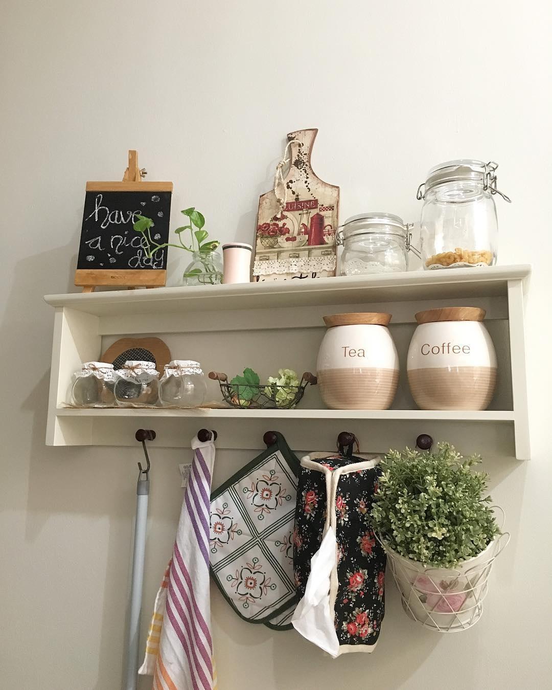 Rak Dinding Dapur