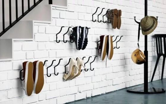 Rak Sepatu Modern