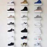 Rak Sepatu Plastik Gantung