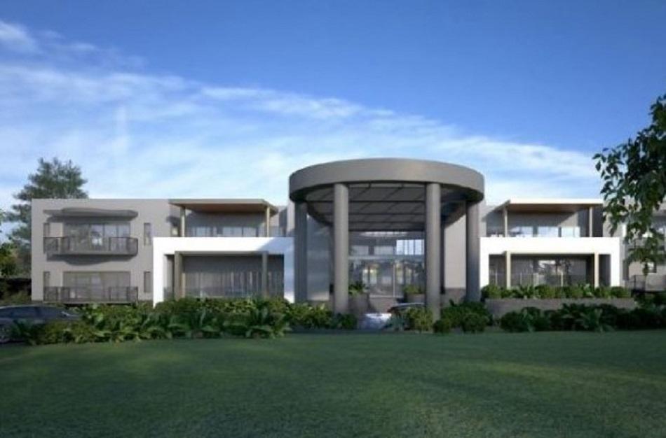 Rumah Mewah Aziz Gagap