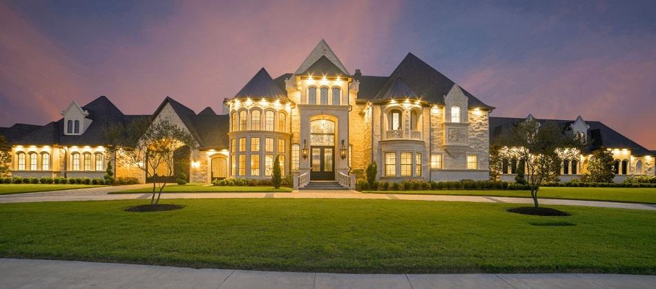 Rumah Mewah Eropa