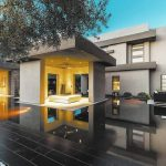Rumah Mewah Modern