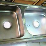 Sink Royal Bak Cuci Piring Royal Lobang Lebar