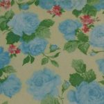 Wallpaper Dinding Lokal Motif Exotic Rose 4