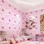 Wallpaper Dinding Pink