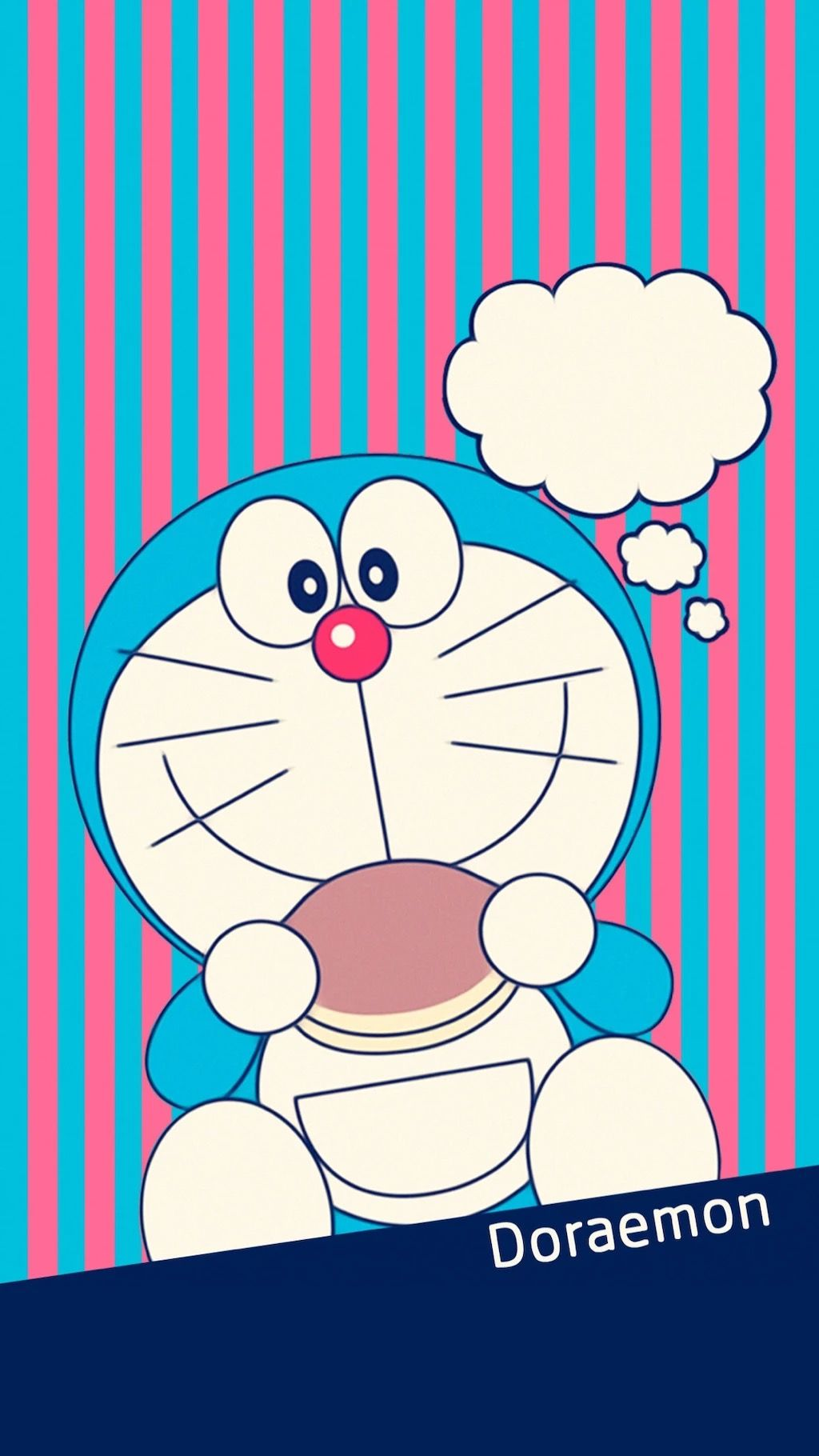 Unduh 54 Wallpaper Doraemon Warna Biru HD Terbaru