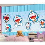 Wallpaper Doraemon mini