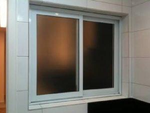 jendela geser aluminium minimalis