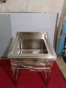 tempat cuci piring stainless