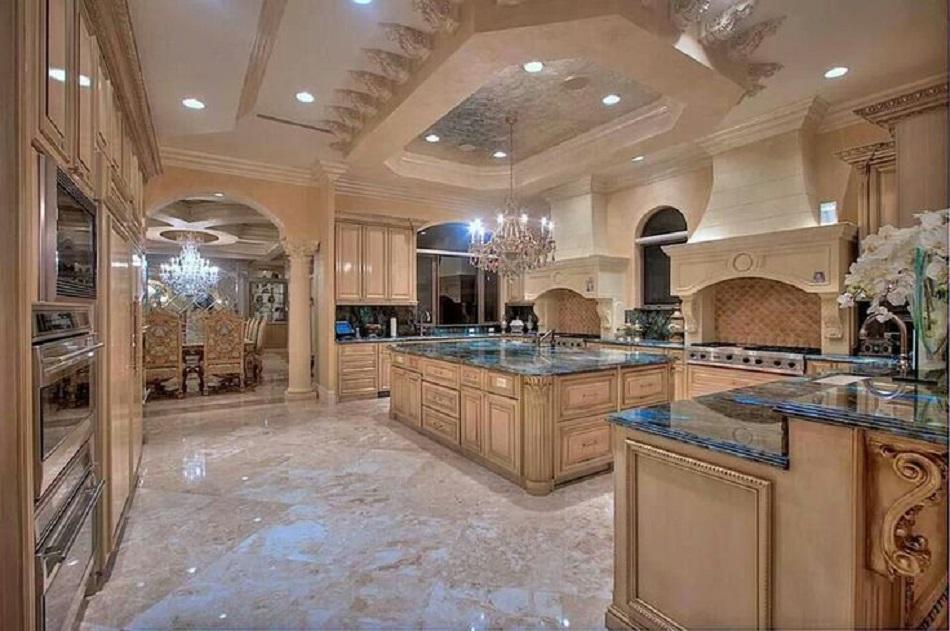 Dapur Rumah Mewah